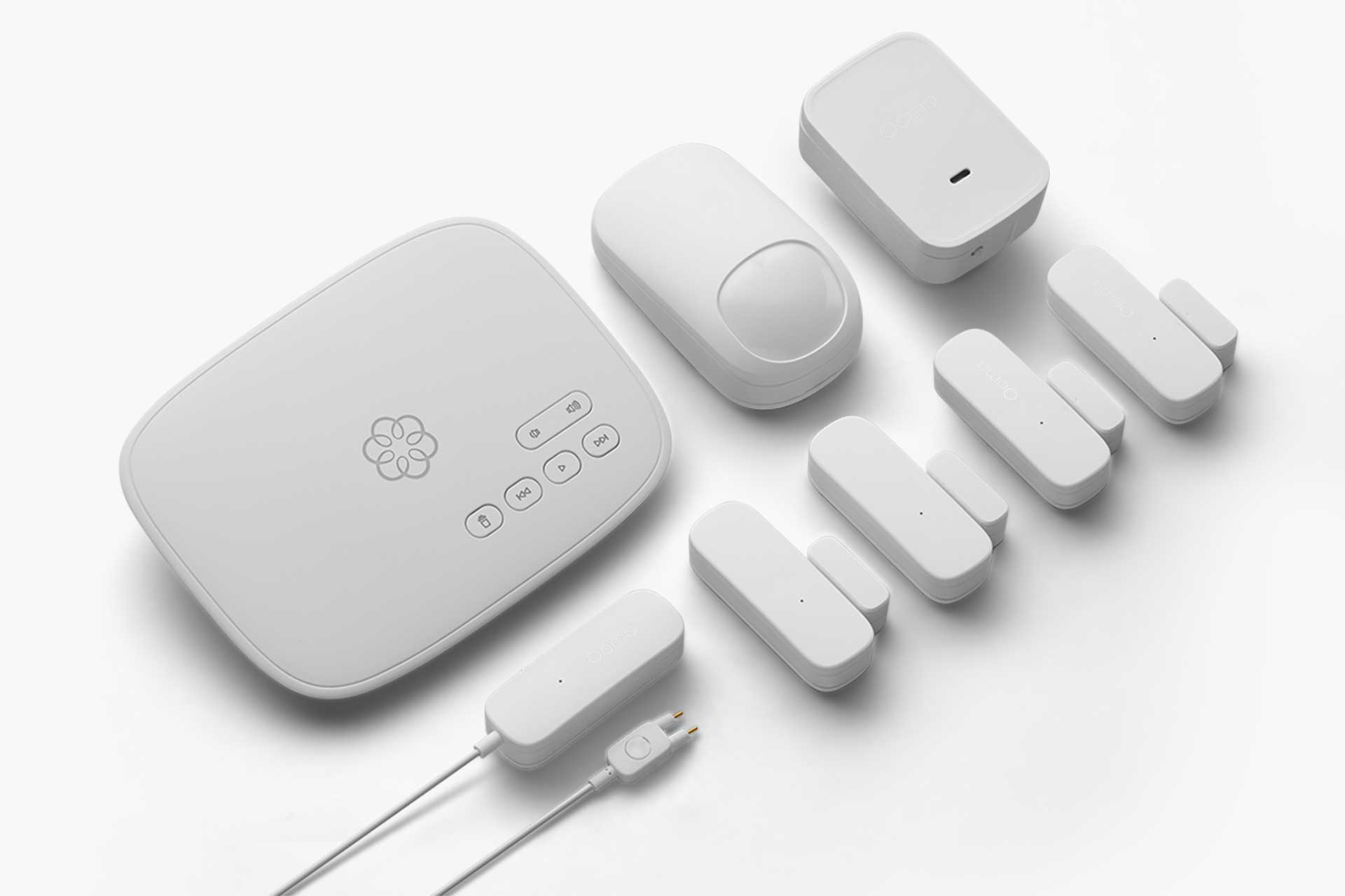Ooma Smart Security Essential Pack.